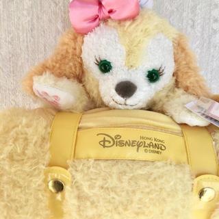 Disney - 香港ディズニー クッキー ブランケット
