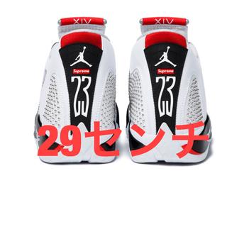 Supreme - 19ss Supreme Nike Air Jordan 14 29センチ
