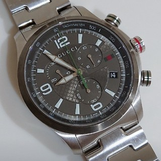 Gucci - 定価15万円❇️GUCCI Gタイムレス クロノグラフ腕時計