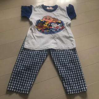 バンダイ(BANDAI)の子供服 アンパンマン パジャマ 95(パジャマ)