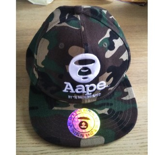 A BATHING APE - エイプキャップ