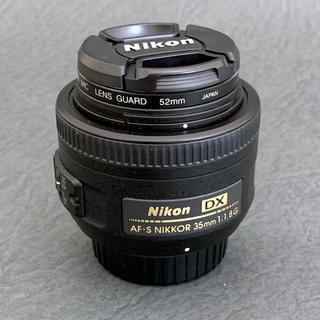Nikon - Nikon 単焦点レンズ AF-S DX NIKKOR 35mm f/1.8G