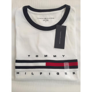 TOMMY HILFIGER - 新品 大人気 トミーヒルフィガーTシャツM