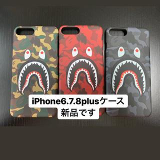 アベイシングエイプ(A BATHING APE)のエイプiPhoneケース(iPhoneケース)