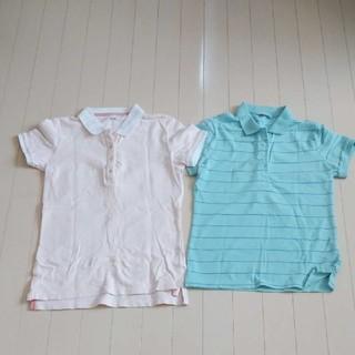 ユニクロ(UNIQLO)のユニクロレディースポロシャツM(ポロシャツ)