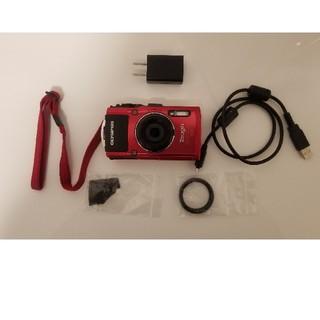 OLYMPUS - 値下げ★OLYMPUS TG-4 デジタルカメラ
