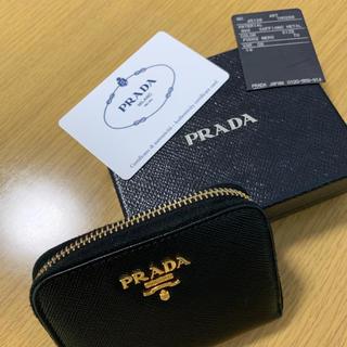 プラダ(PRADA)のPRADA 財布 小銭入れ(コインケース/小銭入れ)
