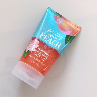最終値下げ!!Bath & Body Works PEACH