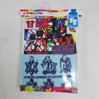 バンダイ(BANDAI)の半袖シャツ二枚組120(下着)