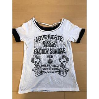 アルゴンキン(ALGONQUINS)のTシャツ(Tシャツ(半袖/袖なし))