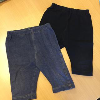 ユニクロ(UNIQLO)のユニクロ レギンスパンツ 80サイズ(パンツ)