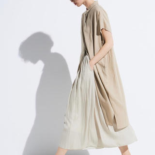 UNIQLO - ユニクロ■ギャザーロングスカート 標準丈81〜85■xs