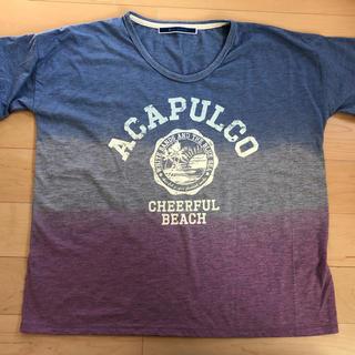 ジエンポリアム(THE EMPORIUM)のオーバーサイズ Tシャツ(Tシャツ(半袖/袖なし))