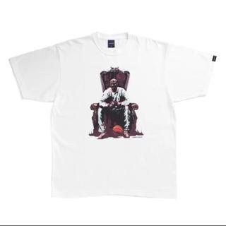 """アップルバム(APPLEBUM)のBlack Jesus"""" T-shirt ブラックジーザス Lサイズ(Tシャツ/カットソー(半袖/袖なし))"""