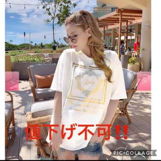 Rady - 【即時決済のみ】Rady  ホテルシリーズTシャツ ホワイト