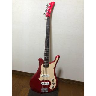【エレキベース】ヤマハ SBV500 レッドメタリック