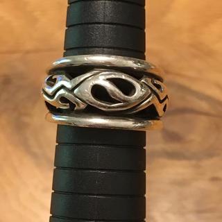 ナガール nagual シルバーリング 19号(リング(指輪))