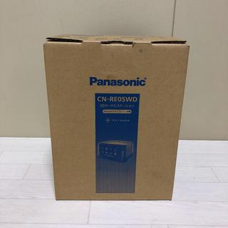 パナソニック(Panasonic)のPanasonic. CN-RE05WD カーナビ(カーナビ/カーテレビ)