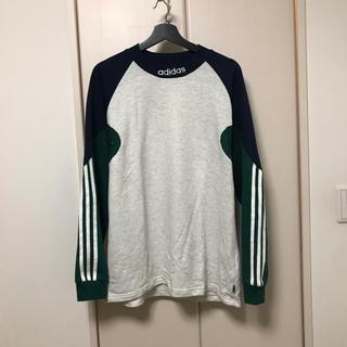 アディダス(adidas)のadidas アディダス ロンT(Tシャツ/カットソー(七分/長袖))