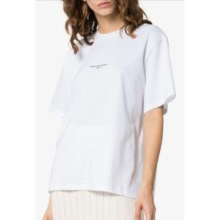 Stella McCartney - ステラマッカートニー ロゴ プリント Tシャツ White