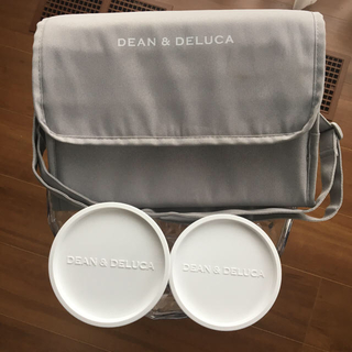 ディーンアンドデルーカ(DEAN & DELUCA)のDEAN&DELUCA 保冷バッグ フードコンテナ(弁当用品)
