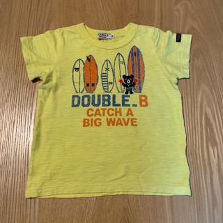 DOUBLE.B - ミニハウス ダブルビー Tシャツ 90サイズ