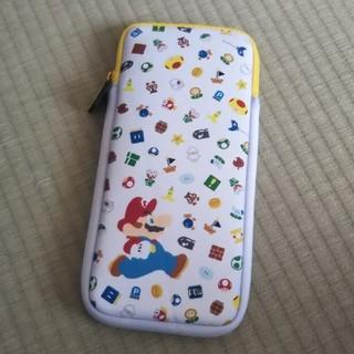 NintendoSwitch ケース Joshin限定 マリオ