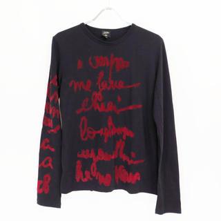 Jean-Paul GAULTIER - ジャンポールゴルチェ オム レタリング カットソー Tシャツ
