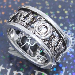 ジャスティンデイビス(Justin Davis)のジャスティンデイビス 16号 マイラブリング 定番 人気 有名 B(リング(指輪))