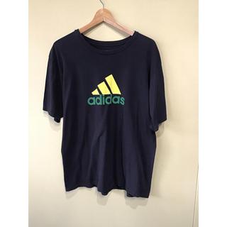 アディダス(adidas)の送料無料【XLサイズ】adidas US 古着 アディダスTシャツ【DT36】(Tシャツ/カットソー(半袖/袖なし))