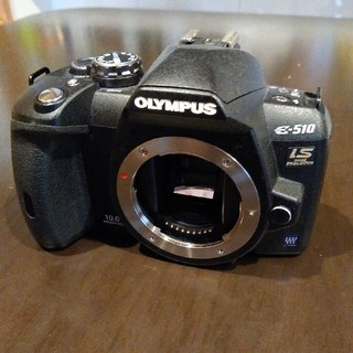 OLYMPUS - オリンパスE-510