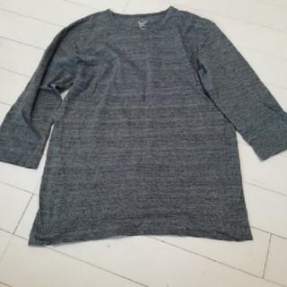 ムジルシリョウヒン(MUJI (無印良品))の最終価格sale美品無印良品七分袖Tシャツ最終価格sale(Tシャツ/カットソー(七分/長袖))