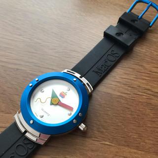 アップル(Apple)の【希少】 Apple アナログ腕時計 (腕時計(アナログ))