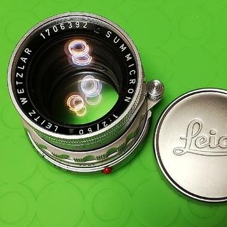 LEICA - ライカ Summicron 50mm F2 1st Rigid