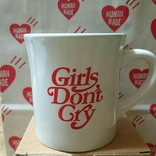 ジーディーシー(GDC)の新品 Girls Don't Cry 原宿ポップアップ限定マグカップ 送料込み(グラス/カップ)