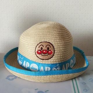 アンパンマン(アンパンマン)のアンパンマン 帽子 48cm 美品(帽子)