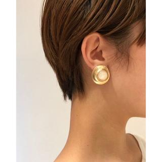 TODAYFUL - TODAYFUL Nuance Shell Earring