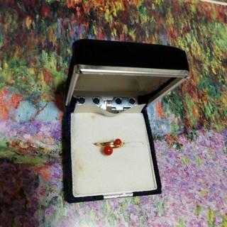赤珊瑚風指輪(リング(指輪))