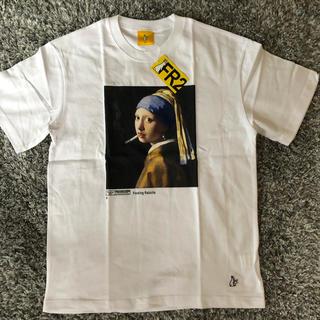 ヴァンキッシュ(VANQUISH)のFR2 smoking kills woman tee tシャツ 少女  M(Tシャツ/カットソー(半袖/袖なし))