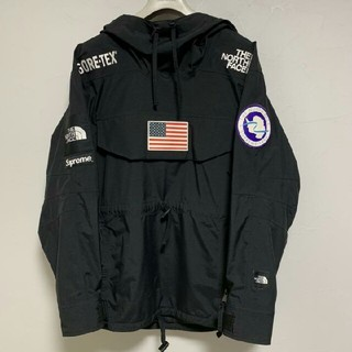 Supreme - 17ss Supreme THE North Face pullover