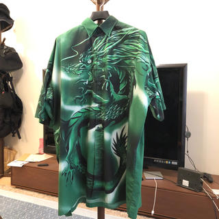 バレンシアガ(Balenciaga)のbalenciaga ドラゴンシャツ(シャツ)