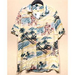 エイチアンドエム(H&M)の【H&M】新作&新品 Palm ヤシ アロハシャツ(シャツ)