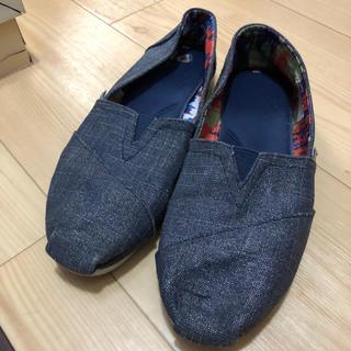 スケッチャーズ(SKECHERS)のSkechers BOBS スニーカー 大きいサイズ 青 スパークリング 靴(スニーカー)