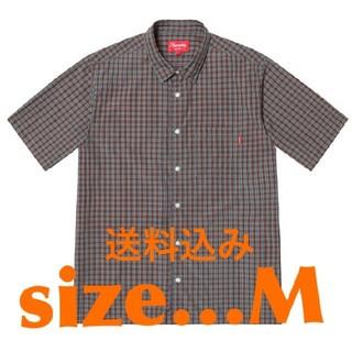 Supreme - Plaid S/S Shirt