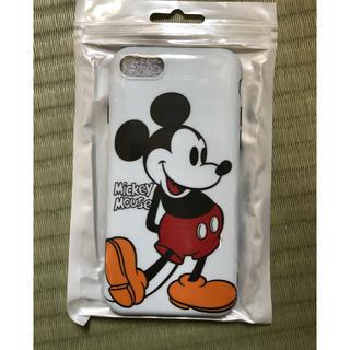 Disney - ミッキーiPhone7ケース