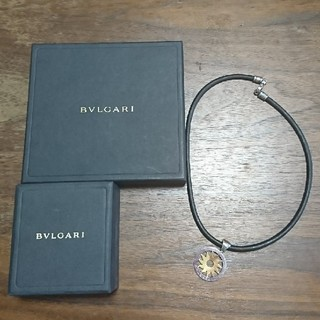 ブルガリ(BVLGARI)のBVLGARI  トンドサン  ネックレス(ネックレス)