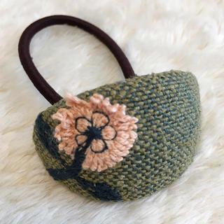 ミナペルホネン(mina perhonen)の149 ミナペルホネン ヘアゴム handmade skip(ヘアアクセサリー)