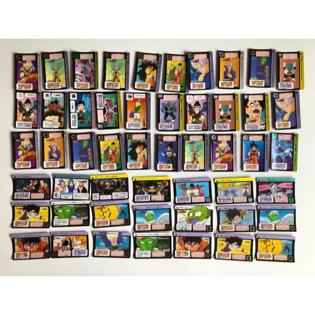 ドラゴンボール(ドラゴンボール)の1☆ドラゴンボールZ☆カードダス☆51枚 エンタメ/ホビーのトレーディングカード(その他)の商品写真