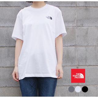 ザノースフェイス(THE NORTH FACE)の新品 未使用 THE NORTH FACE   シンプルロゴティー 半袖ロゴT (Tシャツ(半袖/袖なし))