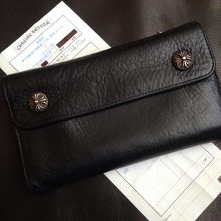 クロムハーツ(Chrome Hearts)のクロムハーツ WAVE 財布(長財布)